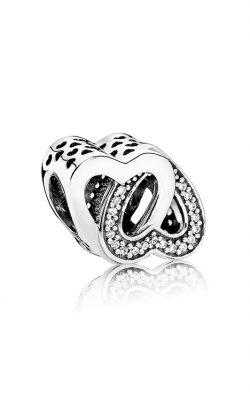 Pandora Entwined Love Charm Clear CZ 791880CZ product image
