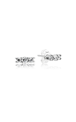 Pandora Sparkling Elegance Clear CZ Earrings 290725CZ product image