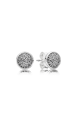 PANDORA Dazzling Droplets Clear CZ Earrings 290726CZ product image