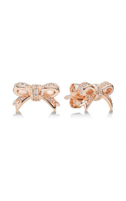 PANDORA Rose™ Bow Stud Earrings 280555CZ (Retired) product image