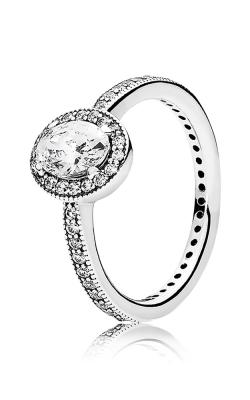 PANDORA Vintage Elegance Clear CZ Ring 191017CZ-52 product image