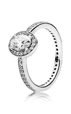 PANDORA Vintage Elegance Clear CZ Ring 191017CZ-54 product image