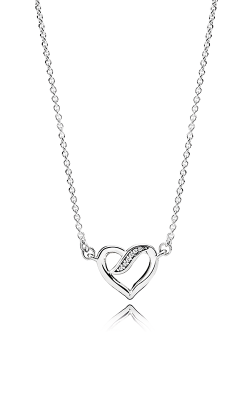 Pandora Dreams of Love Clear CZ Necklace 590535CZ product image
