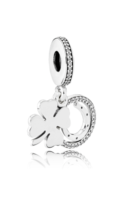 Pandora Lucky Day Dangle Charm Clear CZ 792089CZ product image