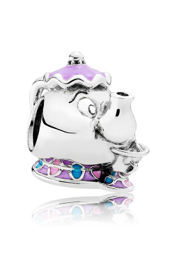 Pandora Disney Mrs. Potts & Chip Charm Mixed Enamel 792141ENMX product image