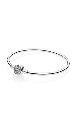 PANDORA Disney Beauty & the Beast Bangle Bracelet 590748CZ-19 product image