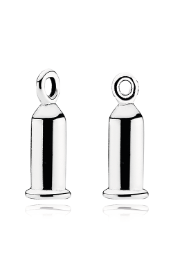 PANDORA Charm Barrel Earrings 291002 (Retired)  product image