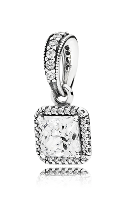 Pandora Timeless Elegance Clear CZ Pendant 390378CZ product image
