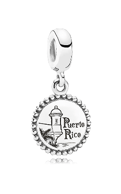 Pandora Puerto Rico Dangle Charm USB791169-G041 (Retired) product image