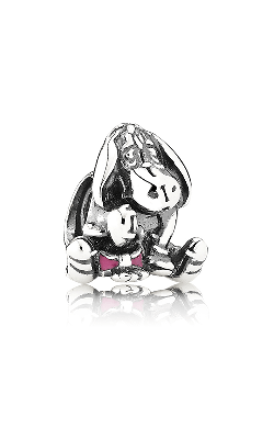 Pandora Disney Eeyore Charm Pink Enamel 791567EN80 product image