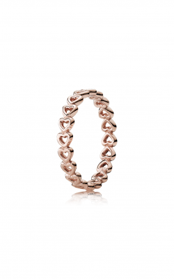 PANDORA Rose™ Linked Love Ring 180177-48 product image