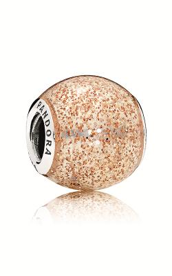 Pandora Rose™ Golden Glitter Enamel, Glitter Ball Charm 796327EN145 product image