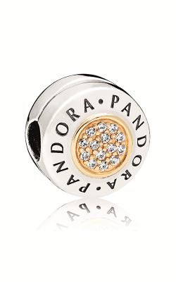 Pandora Signature Clip Clear CZ 796229CZ product image