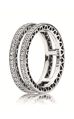 Pandora Clear CZ Ring 196236CZ-48 product image