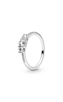 PANDORA Fairytale Sparkle Ring Clear CZ 196242CZ-52 product image