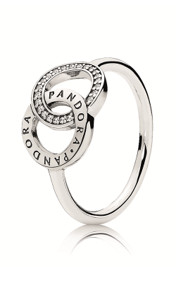 PANDORA Circles Ring Clear CZ 196326CZ-48 (Retired) product image
