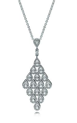 Pandora Cascading Glamour Necklace & Pendant Clear CZ 396262CZ-80 product image