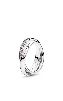PANDORA Sweet Promise Ring Pink CZ 196546PCZ-48 product image