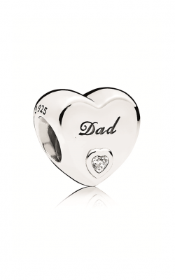 Pandora Dad's Love Charm Clear CZ 796458CZ product image
