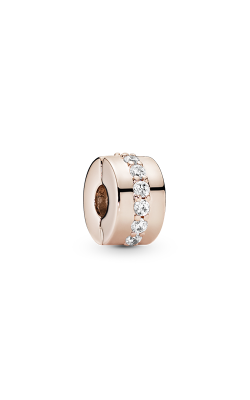 Pandora Rose™ Shining Path Clip Clear CZ 781972CZ product image