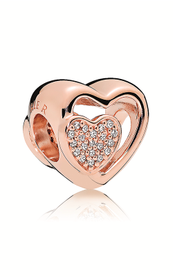 Pandora Rose™ Joined Together Charm Clear CZ 781806CZ product image