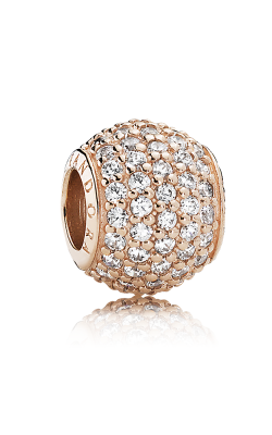 Pandora Rose™ Pave Lights Clear CZ Charm 781051CZ product image