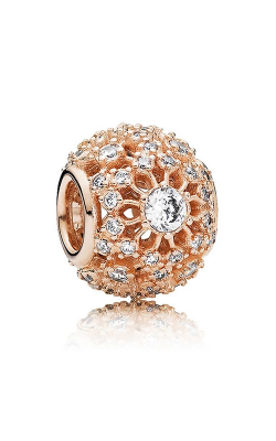 Pandora Rose™ Inner Radiance Charm Clear CZ 781370CZ product image