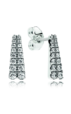 Pandora Shooting Stars Stud Earrings, Clear CZ 296367CZ product image
