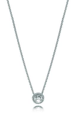 Pandora Classic Elegance Necklace, Clear CZ 396240CZ-45 product image