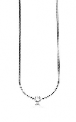 PANDORA Sterling Silver Charm Necklace 590742HV-50 product image