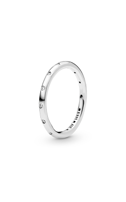 PANDORA Droplets Ring Clear CZ 190945CZ-56 product image