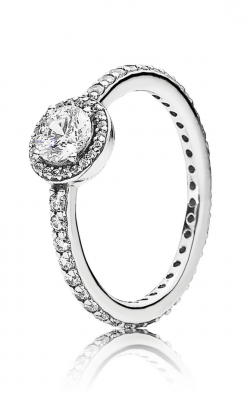 PANDORA Classic Elegance Ring Clear CZ 190946CZ-60 product image