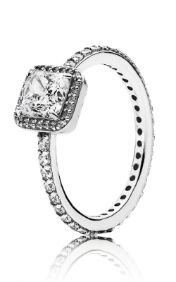 PANDORA Timeless Elegance Ring Clear CZ 190947CZ-62 product image