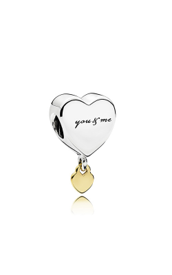 Pandora Two Hearts Dangle Charm 796558 product image