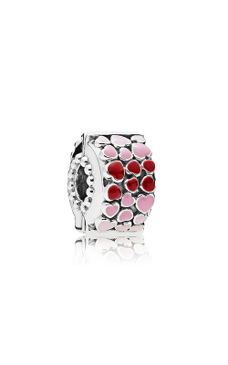 Pandora Burst Of Love Clip Mixed Enamel 796594ENMX product image