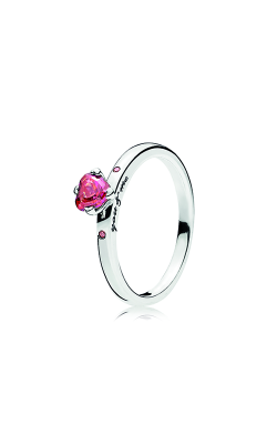 Pandora You & Me Ring Multi-Colored CZ 196574CZRMX-56 product image