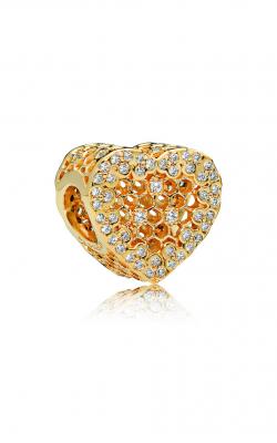 Pandora Shine™ Honeycomb Lace Charm 767039CZ product image