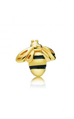 Pandora Shine™ & Black Enamel Queen Bee Petite Charm 767049EN16 product image