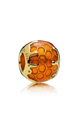 Pandora Shine™ & Warm Yellow Enamel Golden Honey Charm 767120EN158 product image