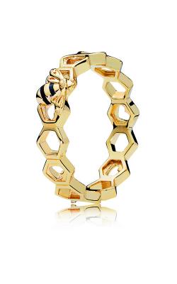 PANDORA Shine™ & Black Enamel, Honeybee Ring 167116EN16-48 product image