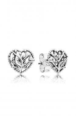 Flourishing Hearts Stud Earrings 297085 product image