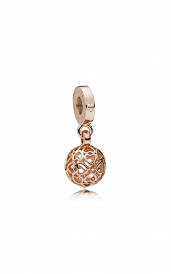 Pandora ROSE™, Harmonious Hearts Dangle Charm 787255 product image
