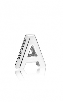 PANDORA Letter A Petite Locket Charm 797318 product image
