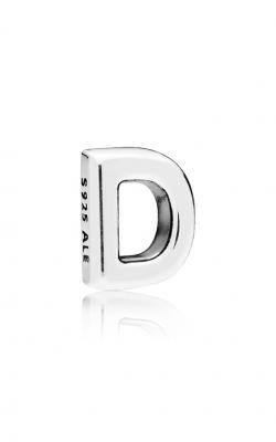 PANDORA Letter D Petite Locket Charm 797321 product image