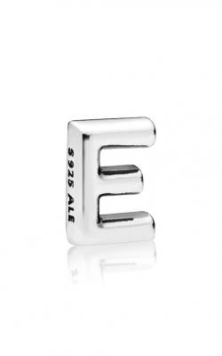 PANDORA Letter E Petite Locket Charm 797322 product image