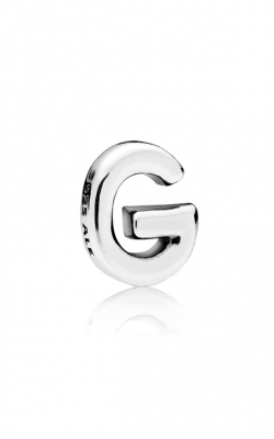 PANDORA Letter G Petite Locket Charm 797325 product image