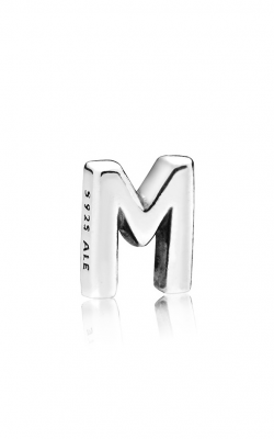 PANDORA Letter M Petite Locket Charm 797331 product image