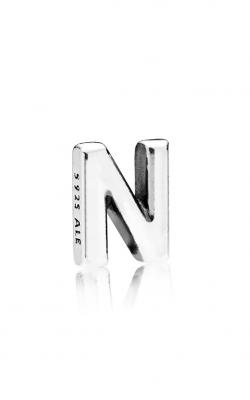 PANDORA Letter N Petite Locket Charm 797332 product image