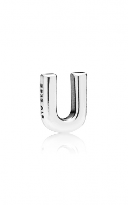 PANDORA Letter U Petite Locket Charm 797339 product image