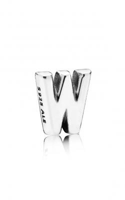 PANDORA Letter W Petite Locket Charm 797341 product image